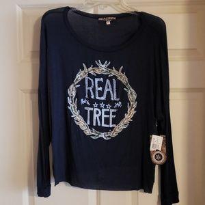 2/$14 Real tree womens shirt